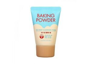 Etude House пенка для умывания Baking Powder BB Deep Cleansing Foam, 30 мл
